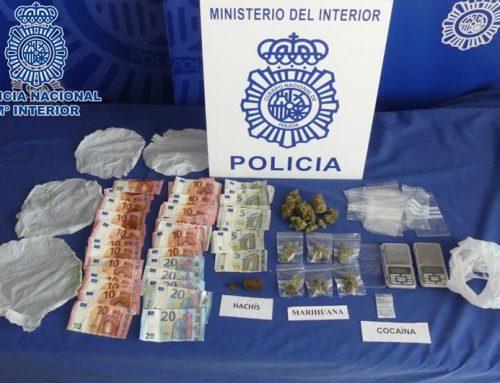 Desactivados 19 puntos negros de venta de droga en Logroño, un laboratorio de speed y tres plantaciones 'indoor'